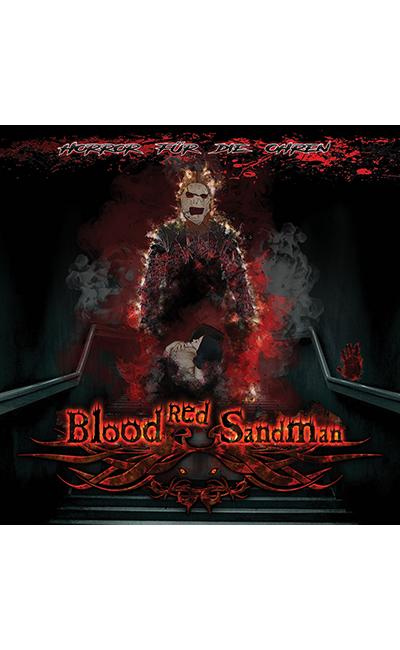 Blood Red Sandman (2017)
