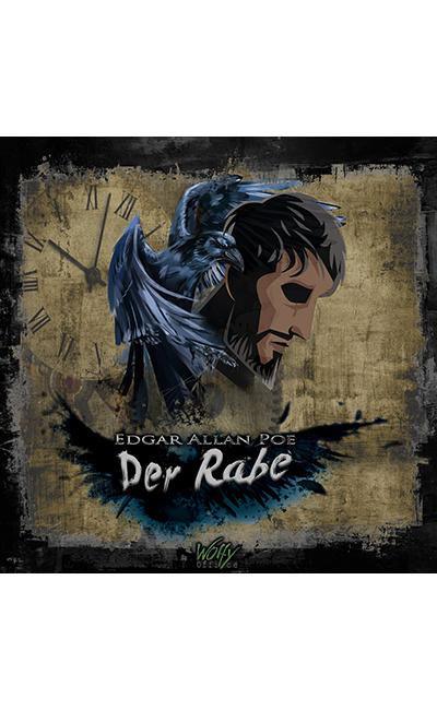 Edgar Allan Poe - Der Rabe (2017)