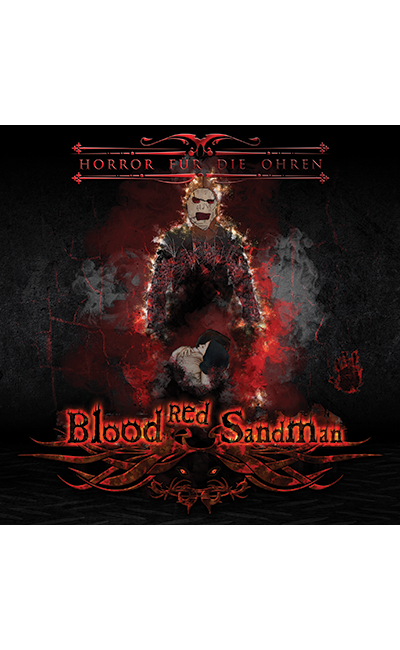Blood Red Sandman (2017)